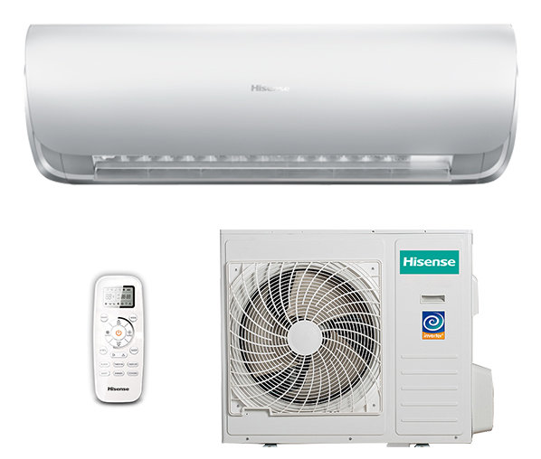 5. Hisense сплит-система настенный 10UR4SVEQA (серия Premium DYNAMIC Design Super DC Inverter)