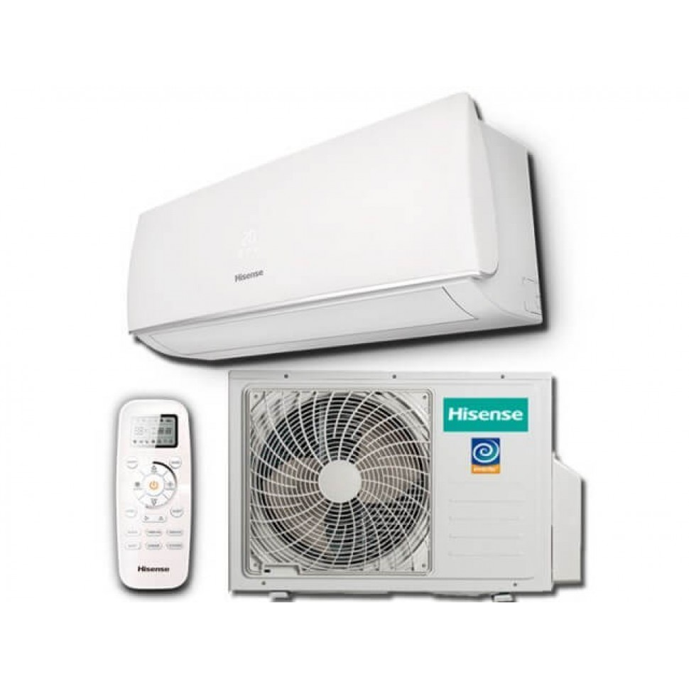 3. Hisense сплит-система настенный AS-09UR4SYDDB15 (серия Smart DC Inverter)