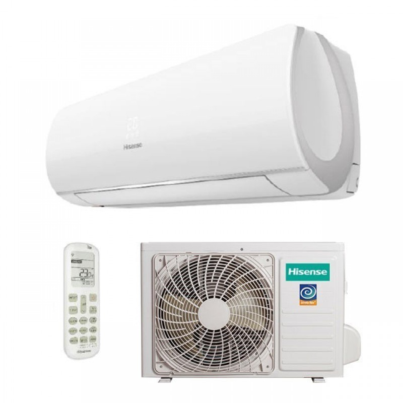 3. Hisense сплит-система настенный AS-10UW4SVETS10 (серия Lux Design Super DC Inverter)