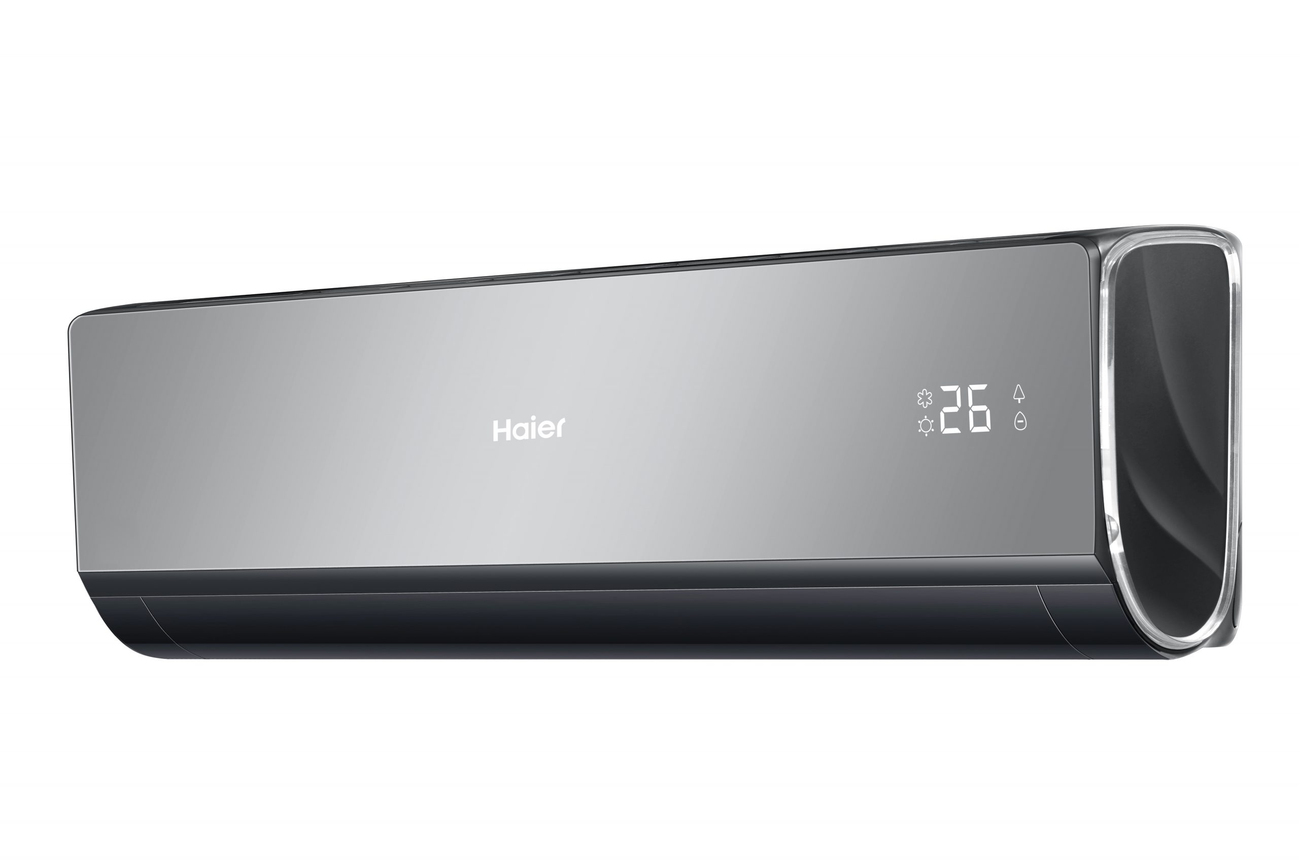 2. Haier сплит-система настенный AS12NS4ERA-B/1U12BS3ERA (серия Lightera DC-Inverter)